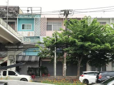 อาคารพาณิชย์ 6490000 กรุงเทพมหานคร เขตภาษีเจริญ ปากคลองภาษีเจริญ