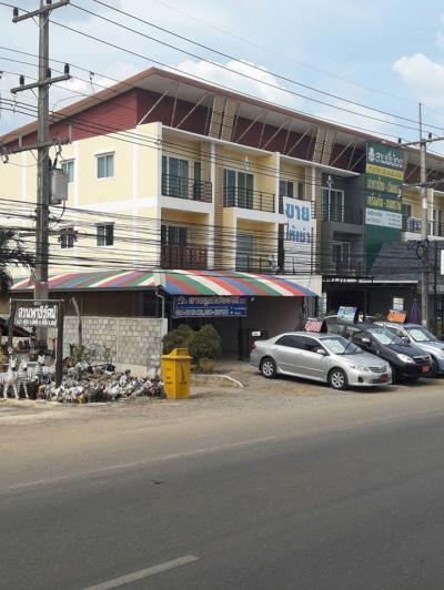 อาคารพาณิชย์ 4200000 ชลบุรี สัตหีบ สัตหีบ