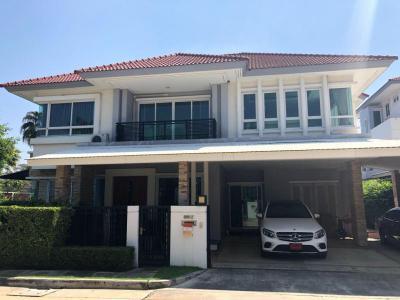 บ้านเดี่ยว 24900000 กรุงเทพมหานคร เขตคันนายาว คันนายาว
