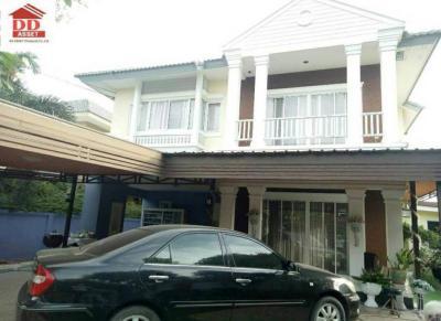 บ้านเดี่ยว 12500000 กรุงเทพมหานคร เขตบางขุนเทียน ท่าข้าม