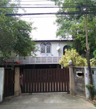 บ้านเดี่ยวสองชั้น 13000000 นนทบุรี เมืองนนทบุรี ท่าทราย