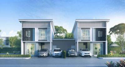 บ้านแฝด 3700000 กรุงเทพมหานคร เขตบางแค หลักสอง