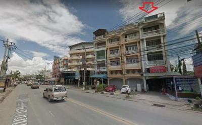 อาคารพาณิชย์ 9000000 นนทบุรี เมืองนนทบุรี บางกร่าง