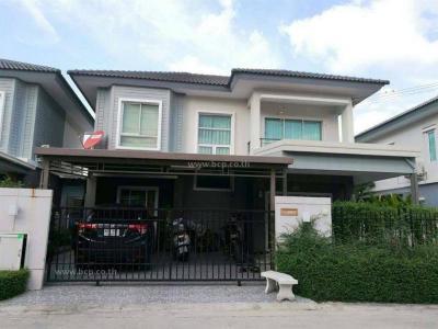 บ้านแฝดสองชั้น 4900000 กรุงเทพมหานคร เขตดอนเมือง สีกัน