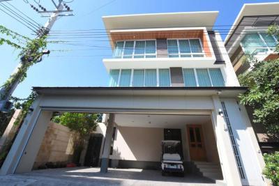 บ้านเดี่ยว 30000000 กรุงเทพมหานคร เขตพญาไท สามเสนใน
