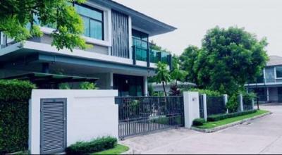บ้านเดี่ยว 16500000 นนทบุรี ปากเกร็ด บ้านใหม่
