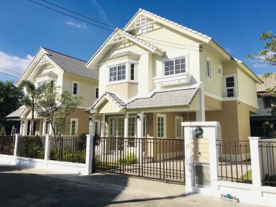 บ้านเดี่ยว 5190000 กรุงเทพมหานคร เขตคลองสามวา สามวาตะวันตก
