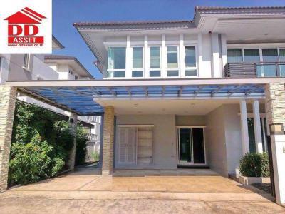 บ้านเดี่ยว 22000000 กรุงเทพมหานคร เขตคันนายาว