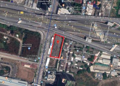 ที่ดิน 1731600000 กรุงเทพมหานคร เขตห้วยขวาง ห้วยขวาง