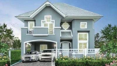 บ้านโครงการใหม่ 12000000 กรุงเทพมหานคร เขตทวีวัฒนา ศาลาธรรมสพน์