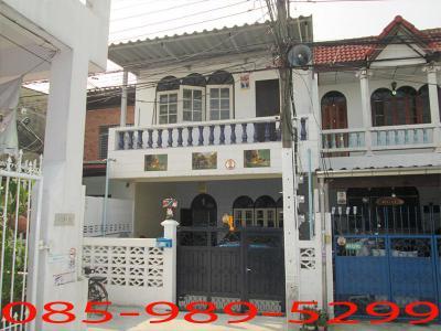 ทาวน์เฮาส์ 1900000 กรุงเทพมหานคร เขตหลักสี่ ทุ่งสองห้อง