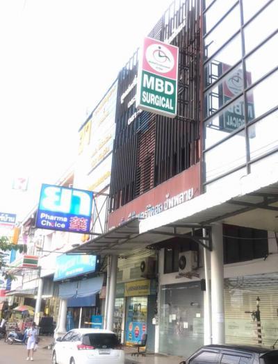 อาคารพาณิชย์ 17000000 เชียงใหม่ เมืองเชียงใหม่ ฟ้าฮ่าม