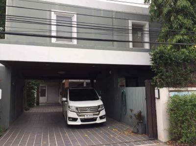 บ้านเดี่ยว 18000000 กรุงเทพมหานคร เขตพระโขนง บางจาก