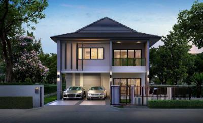 บ้านเดี่ยว 10500000 กรุงเทพมหานคร เขตประเวศ ดอกไม้