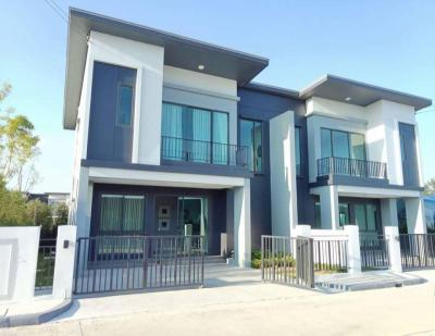 บ้านโครงการใหม่ 4500000 สมุทรสาคร เมืองสมุทรสาคร บางน้ำจืด