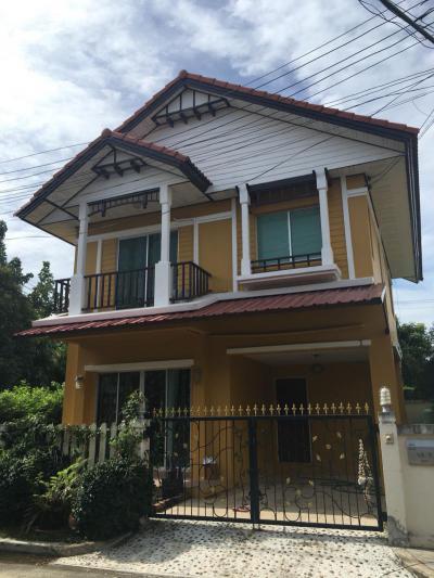 บ้านเดี่ยวสองชั้น 4500000 ปทุมธานี เมืองปทุมธานี บ้านกลาง