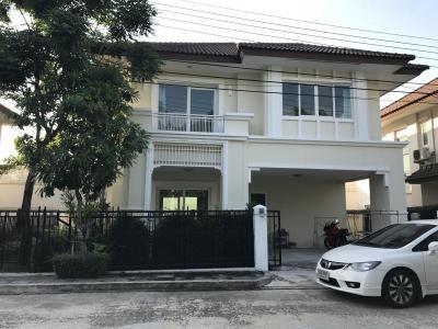 บ้านเดี่ยว 6000000 กรุงเทพมหานคร เขตคันนายาว คันนายาว