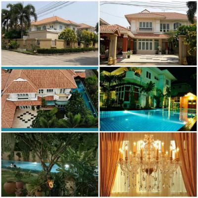 บ้านเดี่ยว 38000000 นนทบุรี เมืองนนทบุรี ไทรม้า