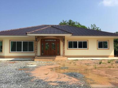 บ้านเดี่ยว 3500000 ชลบุรี พนัสนิคม หัวถนน