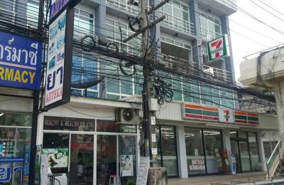 อาคารพาณิชย์ 45000000 ชลบุรี สัตหีบ นาจอมเทียน