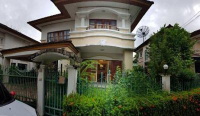 บ้านเดี่ยว 9500000 กรุงเทพมหานคร เขตพระโขนง บางจาก