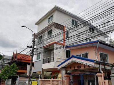 อาคารพาณิชย์ 6000000 นนทบุรี เมืองนนทบุรี ตลาดขวัญ
