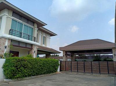 บ้านเดี่ยว 9800000 กรุงเทพมหานคร เขตบางแค บางไผ่