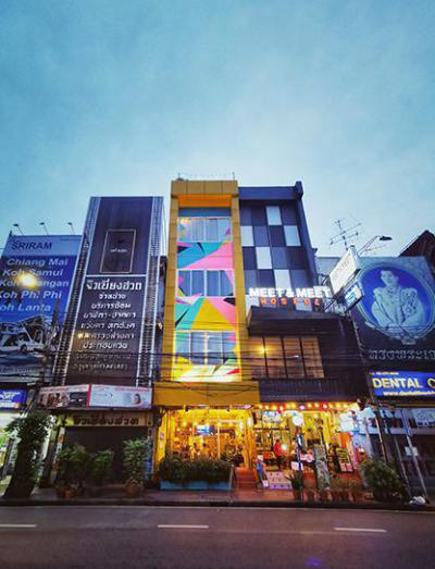 โรงแรม 5190000 กรุงเทพมหานคร เขตพระนคร ตลาดยอด