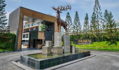 ทาวน์เฮาส์ 13500000 กรุงเทพมหานคร เขตสวนหลวง สวนหลวง