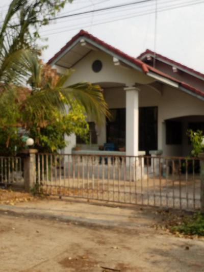 บ้านเดี่ยว 1390000 มหาสารคาม เมืองมหาสารคาม แก่งเลิงจาน
