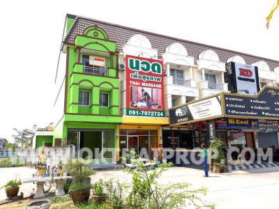 ตึกแถว 6950000 ชลบุรี เมืองชลบุรี หนองไม้แดง