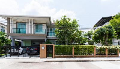 บ้านเดี่ยว 13800000 กรุงเทพมหานคร เขตสวนหลวง สวนหลวง