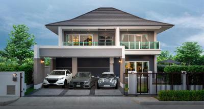 บ้านเดี่ยว 12990000 กรุงเทพมหานคร เขตประเวศ ดอกไม้