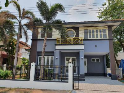 บ้านเดี่ยว 4600000 กรุงเทพมหานคร เขตลาดกระบัง ลำปลาทิว