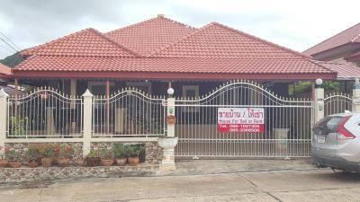 บ้านเดี่ยว 3500000 ชลบุรี สัตหีบ บางเสร่