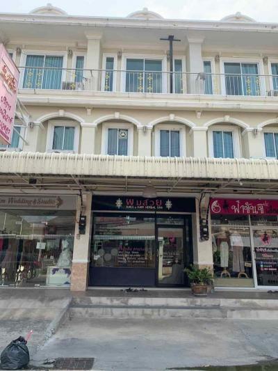 อาคารพาณิชย์ 5500000 ราชบุรี เมืองราชบุรี หน้าเมือง