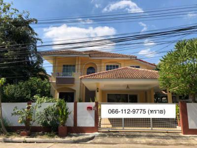 บ้านเดี่ยว 3200000 ปทุมธานี คลองหลวง คลองเจ็ด