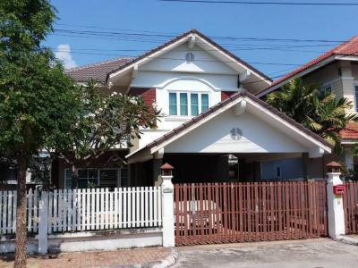 บ้านเดี่ยว 5800000 กรุงเทพมหานคร เขตประเวศ ประเวศ