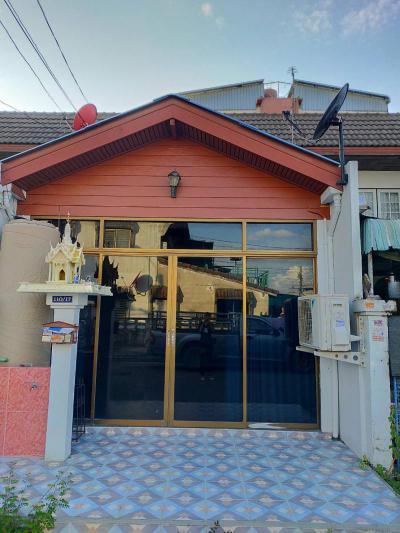 บ้านแฝดสองชั้น 6000 นนทบุรี บางบัวทอง บางรักพัฒนา