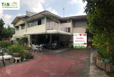 บ้านเดี่ยว 30510000 กรุงเทพมหานคร เขตห้วยขวาง สามเสนนอก
