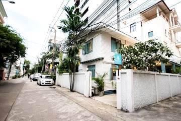 บ้านเดี่ยว 100000 กรุงเทพมหานคร เขตวัฒนา คลองเตยเหนือ