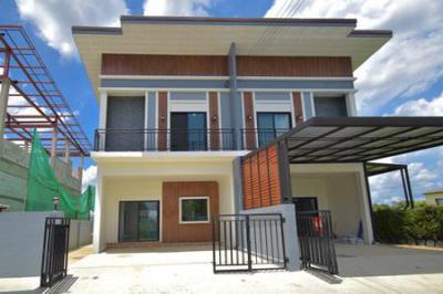 บ้านเดี่ยวสองชั้น 2790000 ปทุมธานี ธัญบุรี ประชาธิปัตย์