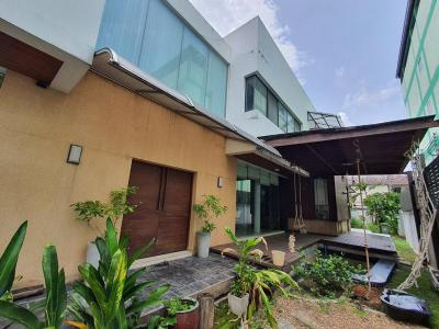 บ้านเดี่ยวสองชั้น 180000 กรุงเทพมหานคร เขตพระโขนง บางจาก