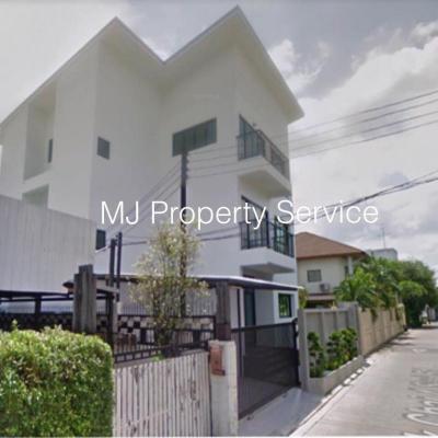 บ้านเดี่ยว 12600000 กรุงเทพมหานคร เขตลาดพร้าว ลาดพร้าว