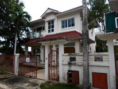 บ้านเดี่ยว 2800000 ปทุมธานี เมืองปทุมธานี บ้านกลาง