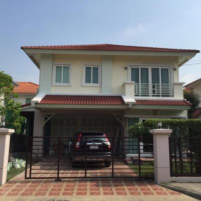 บ้านเดี่ยว 8900000 กรุงเทพมหานคร เขตสายไหม คลองถนน