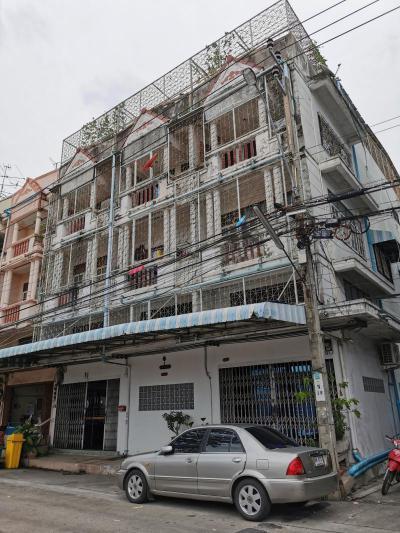 อาคารพาณิชย์ 15000000 กรุงเทพมหานคร เขตทุ่งครุ บางมด
