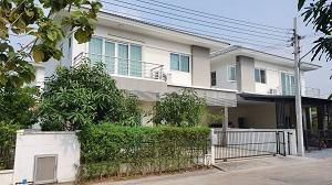 บ้านแฝดสองชั้น 3600000 นนทบุรี ปากเกร็ด ปากเกร็ด