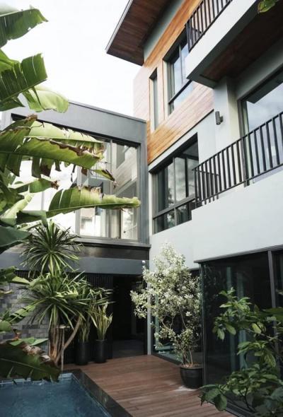 บ้านเดี่ยว 130000 กรุงเทพมหานคร เขตวัฒนา พระโขนงเหนือ