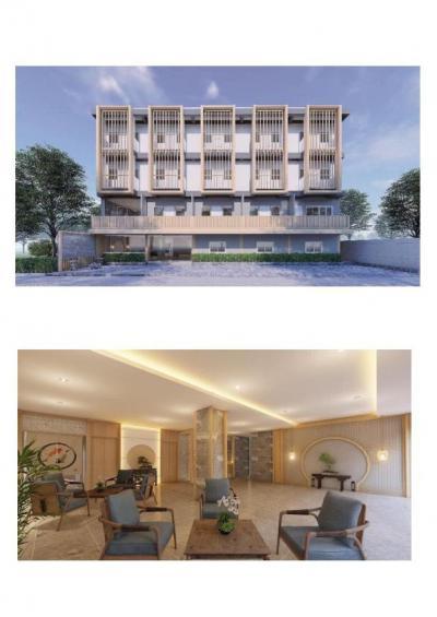 อพาร์ทเม้นท์ 38000000 เชียงใหม่ เมืองเชียงใหม่ สุเทพ